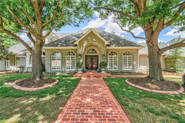 5613 Oak Tree Road, Edmond, OK 73025 (MLS #909771) :: Homestead & Co