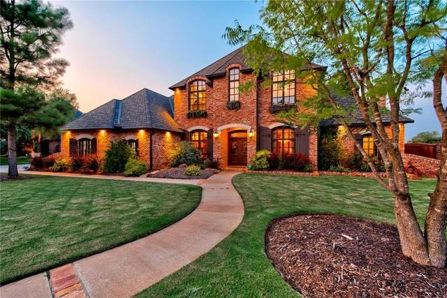 1217 Fairview Farm Road, Oklahoma City, OK 73013 (MLS #909849) :: Homestead & Co