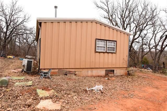 9724 Moccasin Lane, Harrah, OK 73045 (MLS #910003) :: Homestead & Co