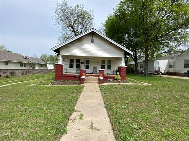 826 E 7th Street, Ada, OK 74820 (MLS #910008) :: Homestead & Co