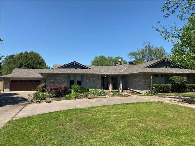 309 W Charlotte Drive, Oklahoma City, OK 73139 (MLS #910018) :: Homestead & Co