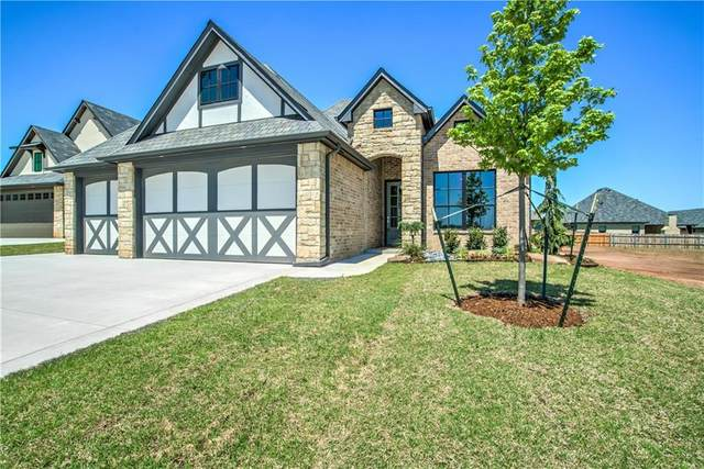 201 Pont Mirabeau Circle, Edmond, OK 73034 (MLS #910057) :: Homestead & Co