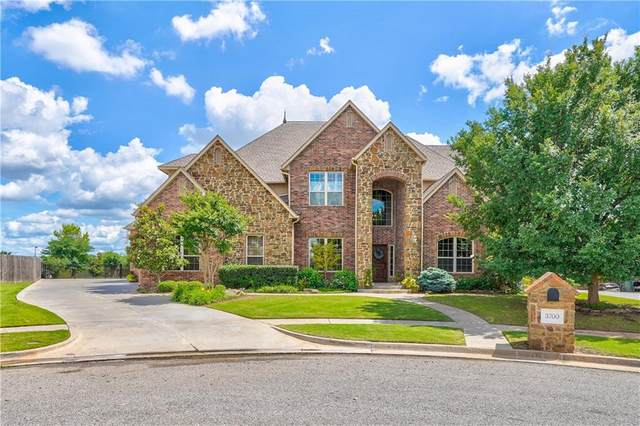3700 Dalston Circle, Norman, OK 73072 (MLS #910066) :: Homestead & Co