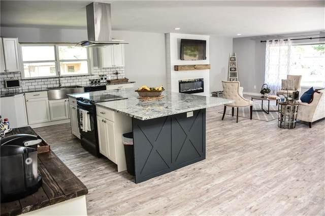 1521 W Walnut Street, El Reno, OK 73036 (MLS #910067) :: Homestead & Co