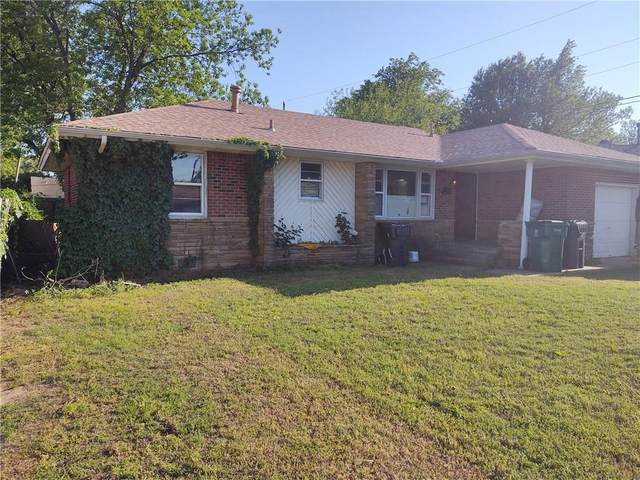 4604 NW 12th Street, Oklahoma City, OK 73127 (MLS #910123) :: Homestead & Co