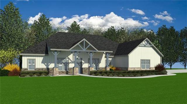 6140 Amberly Drive, Edmond, OK 73025 (MLS #910124) :: Keri Gray Homes