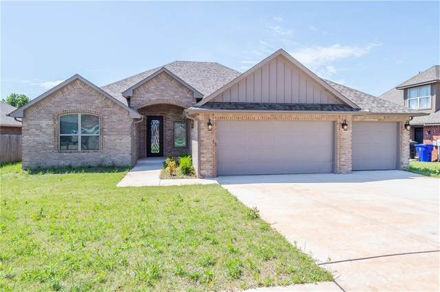 3208 Valley Meadow, Norman, OK 73071 (MLS #910146) :: Homestead & Co
