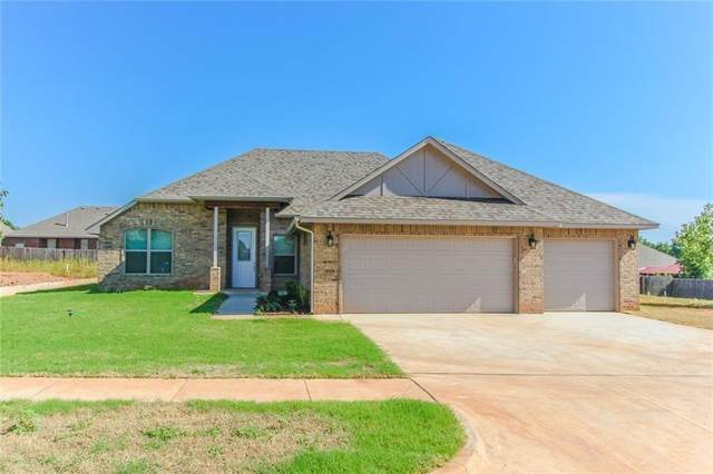 3225 Valley Meadow, Norman, OK 73071 (MLS #910148) :: Homestead & Co