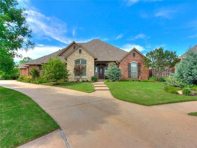 4217 Riva Ridge Court, Edmond, OK 73025 (MLS #910173) :: Homestead & Co