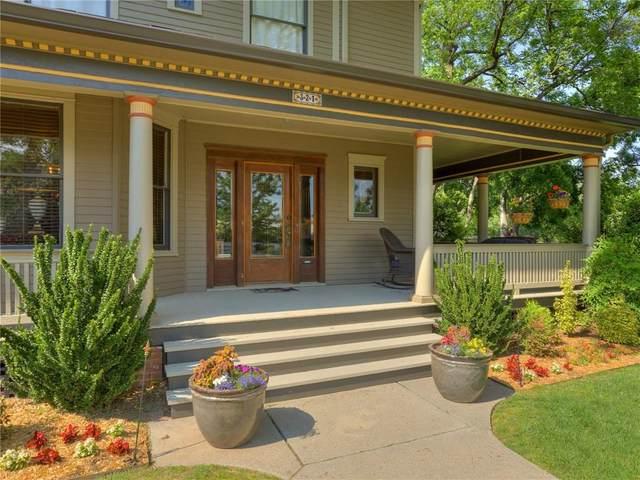 321 NW 14th Street, Oklahoma City, OK 73103 (MLS #910219) :: Homestead & Co