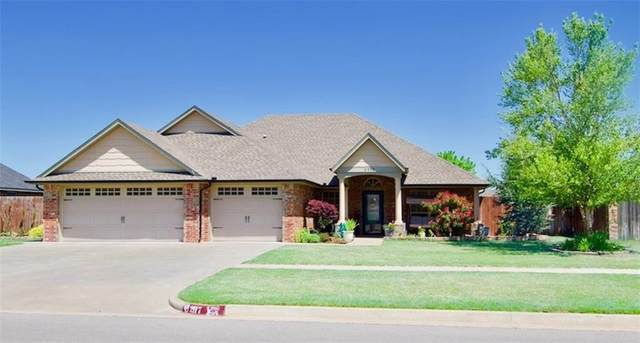 2117 Ez Go, Weatherford, OK 73096 (MLS #910256) :: Homestead & Co