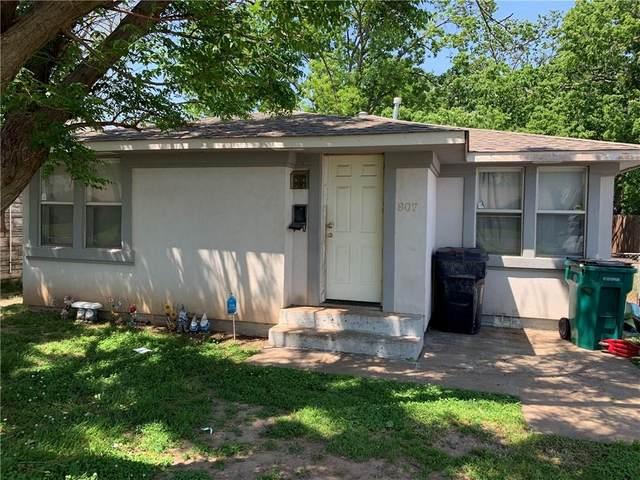 807 SW 32nd Street, Oklahoma City, OK 73109 (MLS #910276) :: Homestead & Co
