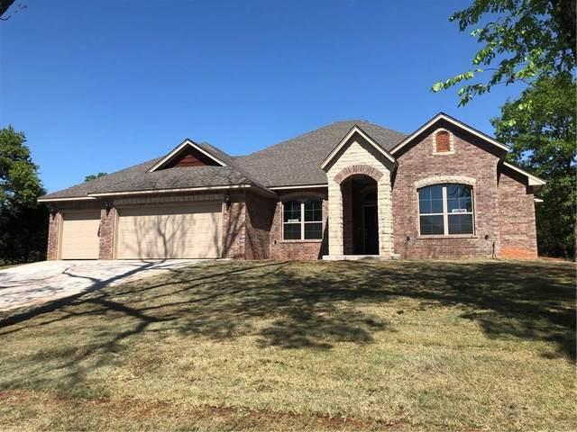 12550 Pecan Point Drive, Guthrie, OK 73044 (MLS #910283) :: Homestead & Co