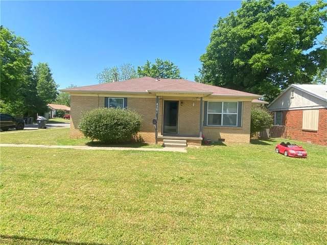 4501 N Rockwell Avenue, Bethany, OK 73008 (MLS #910295) :: Homestead & Co
