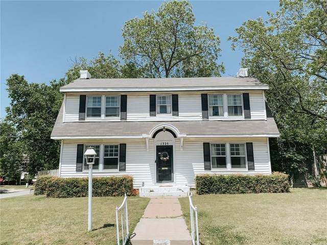 1325 NW 20th Street, Oklahoma City, OK 73106 (MLS #910302) :: Homestead & Co