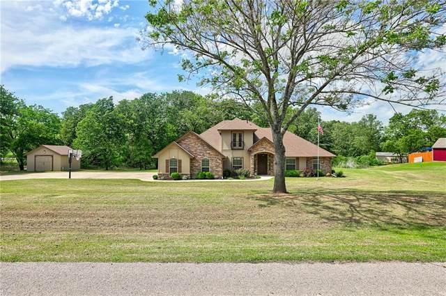 19200 Charleston Point, Shawnee, OK 74801 (MLS #910361) :: Homestead & Co