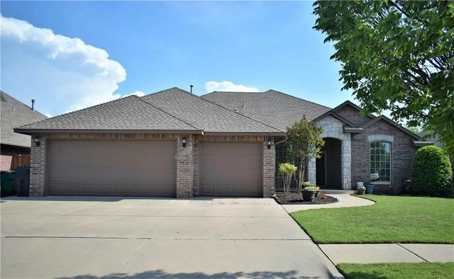 8900 NW 111th Street, Oklahoma City, OK 73162 (MLS #910461) :: Homestead & Co