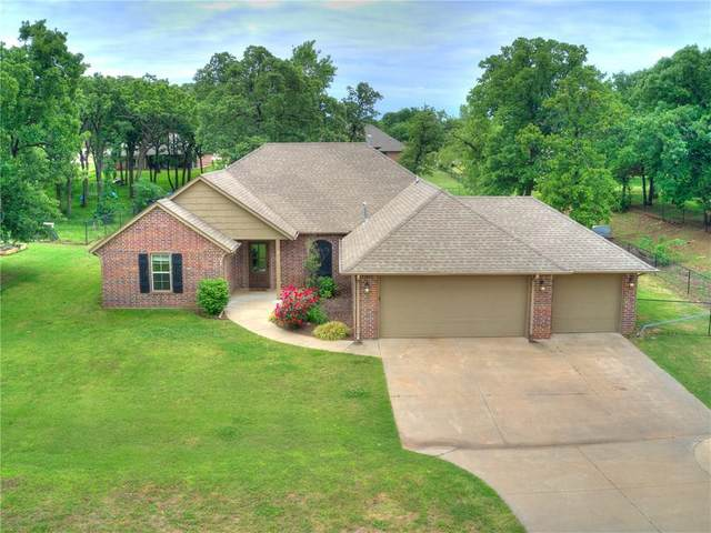 1034 White Tail Court, Guthrie, OK 73044 (MLS #910517) :: Homestead & Co