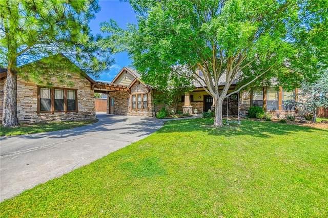 2621 Lauriston Drive, Norman, OK 73072 (MLS #910526) :: Homestead & Co