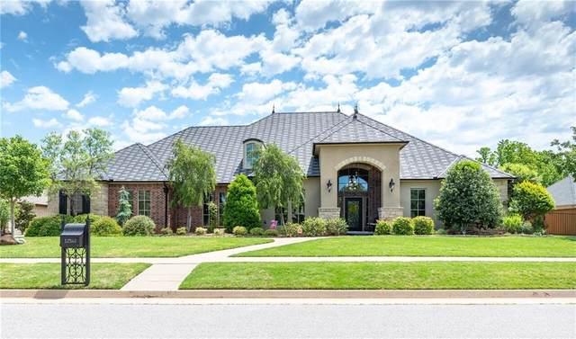 12540 Deep Wood Creek Drive, Oklahoma City, OK 73142 (MLS #910532) :: Homestead & Co