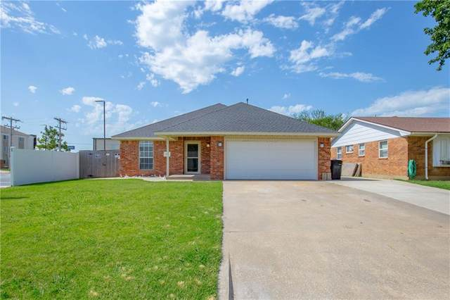 600 NW 17th Street, Moore, OK 73160 (MLS #910605) :: Keri Gray Homes