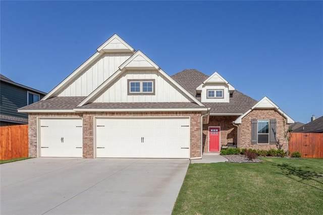1209 N Beale Terrace, Mustang, OK 73064 (MLS #910613) :: Homestead & Co
