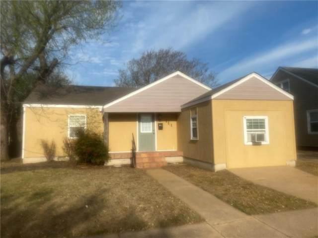 711 N Caddo Street, Weatherford, OK 73096 (MLS #910614) :: Homestead & Co