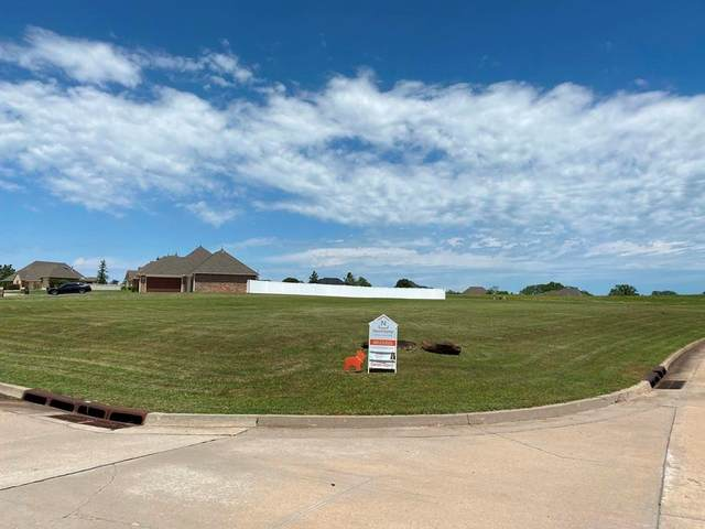 1301 Medinah Drive, Shawnee, OK 74801 (MLS #910620) :: Homestead & Co