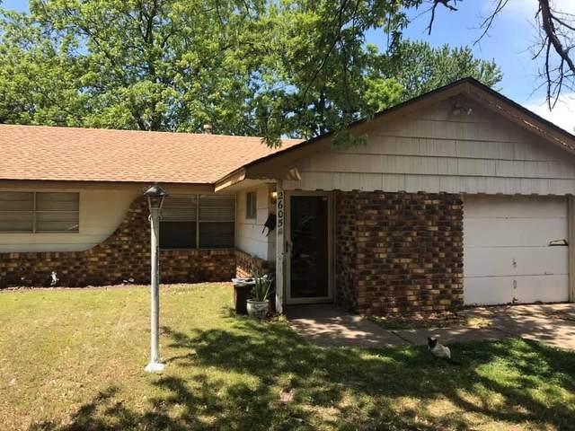 2605 N Adams Avenue, Oklahoma City, OK 73127 (MLS #910631) :: Homestead & Co