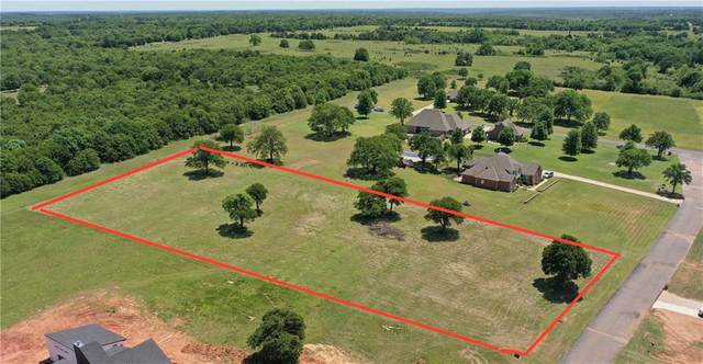 9660 Bear Creek, Guthrie, OK 73044 (MLS #910632) :: Homestead & Co