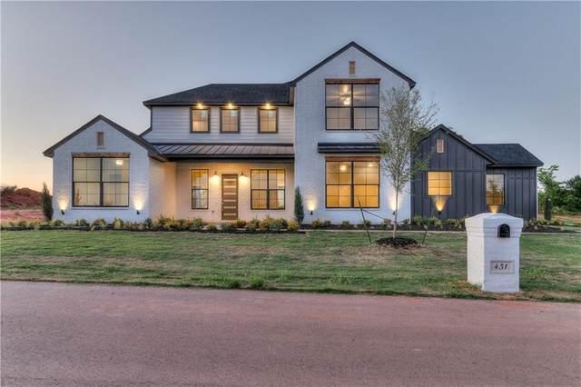 431 Old Farm Road, Edmond, OK 73034 (MLS #910634) :: ClearPoint Realty