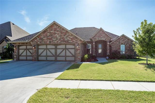 2217 Marjoree Lane, Yukon, OK 73099 (MLS #910680) :: Homestead & Co