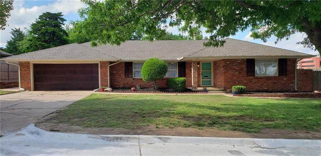 3423 NW 52nd Street, Oklahoma City, OK 73112 (MLS #910727) :: Homestead & Co