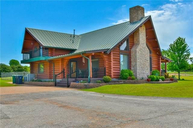 11701 SW 119th Street, Mustang, OK 73064 (MLS #910742) :: Homestead & Co