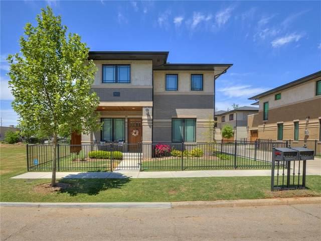 907 NW 43 Street, Oklahoma City, OK 73118 (MLS #910743) :: Homestead & Co