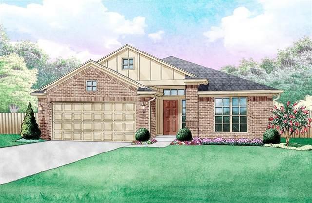 2446 Anne Lane, Blanchard, OK 73010 (MLS #910749) :: Homestead & Co