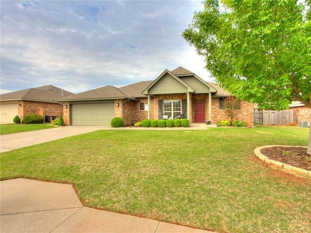 7023 Cherokee Xing E, Warr Acres, OK 73132 (MLS #910763) :: Homestead & Co