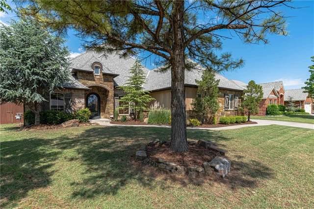 12601 Olivine Terrace, Oklahoma City, OK 73170 (MLS #910765) :: Homestead & Co