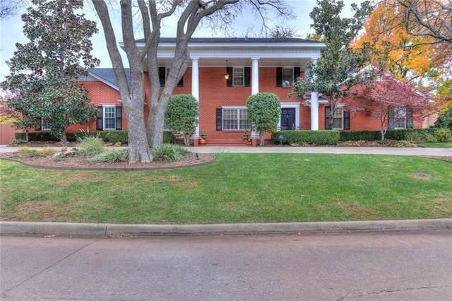 3400 Partridge Road, Oklahoma City, OK 73120 (MLS #910784) :: Homestead & Co