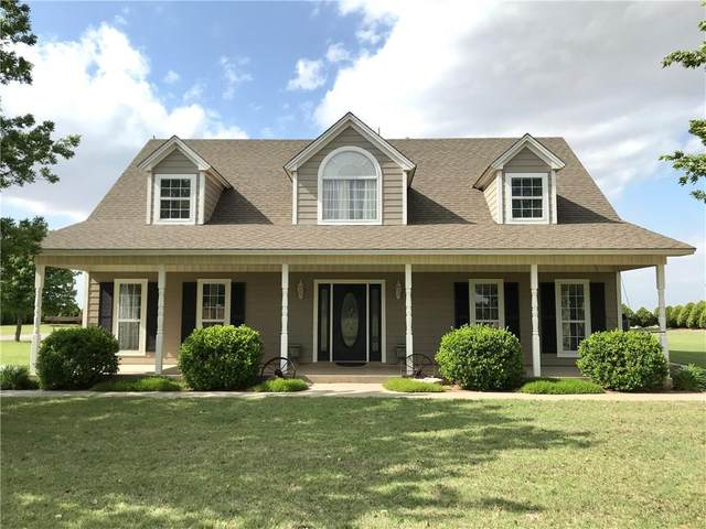 24147 E 1000 Road, Weatherford, OK 73096 (MLS #910790) :: Homestead & Co