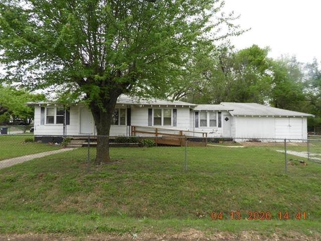 524 W Forrest Street, Shawnee, OK 74801 (MLS #910861) :: Homestead & Co