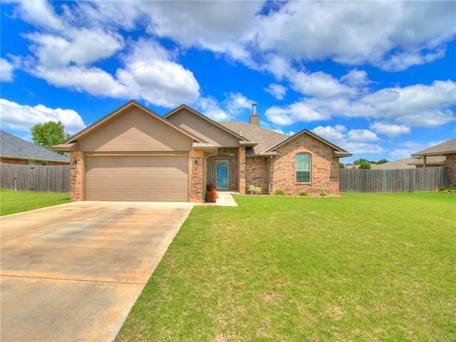 957 Phils Way Nw, Piedmont, OK 73078 (MLS #910944) :: Homestead & Co