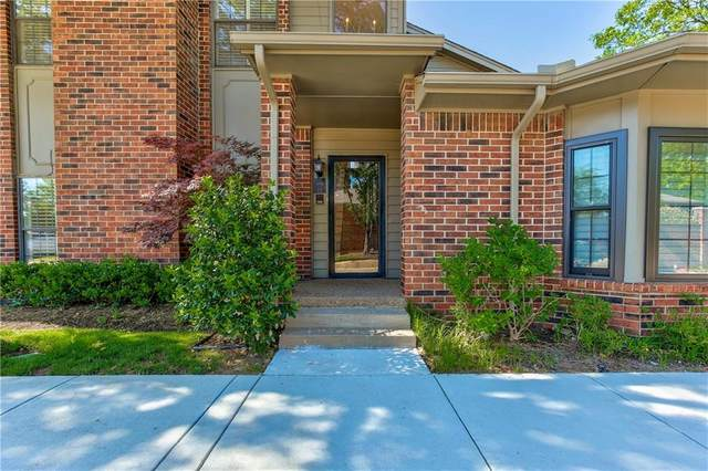 6300 Waterford Boulevard #23, Oklahoma City, OK 73118 (MLS #910966) :: ClearPoint Realty