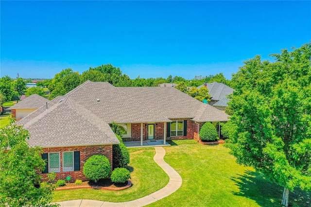8813 S Robinson Avenue, Oklahoma City, OK 73139 (MLS #911000) :: Homestead & Co