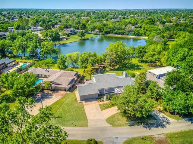 9517 Lake Lane, Oklahoma City, OK 73162 (MLS #911003) :: Homestead & Co