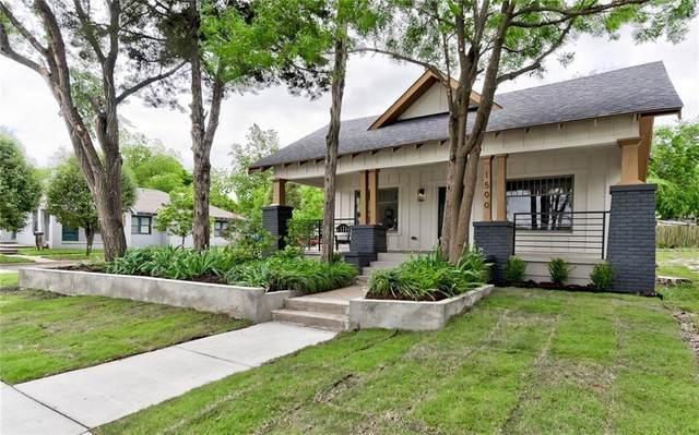 1500 NW 22 Street, Oklahoma City, OK 73106 (MLS #911006) :: Homestead & Co