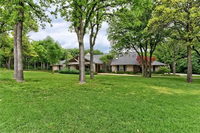 3808 Ridgewood Drive, Edmond, OK 73013 (MLS #911007) :: Homestead & Co