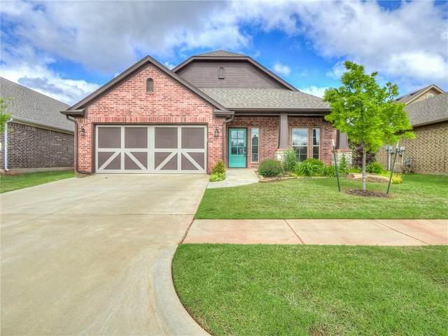 3512 Mount Mitchell Lane, Norman, OK 73069 (MLS #911018) :: Homestead & Co