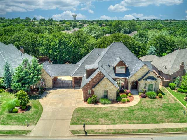 4217 Slate Bridge Road, Edmond, OK 73034 (MLS #911057) :: Homestead & Co
