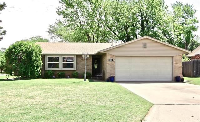 122 Peggy Drive, Elk City, OK 73644 (MLS #911070) :: Homestead & Co